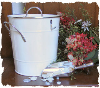 Button bucket