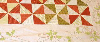 Pinwheel quilt 2